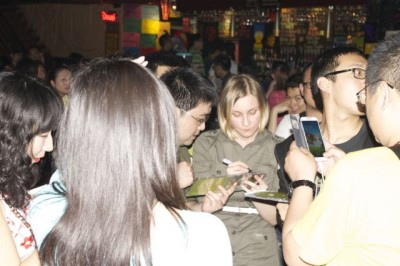 CD signering Wuhan